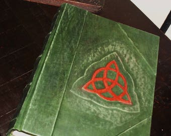CHARMED Book of shadows  blank pages, refillable-postbound, Charmed with 1000 pages