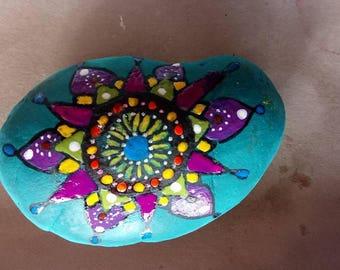 handmade large Pebble pattern
