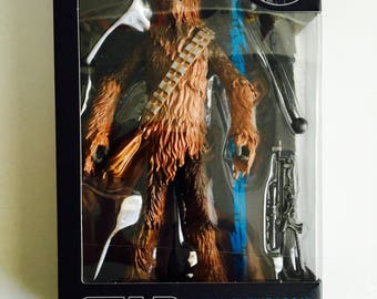 Star Wars: The Black Series #04 Chewbacca Action Figure