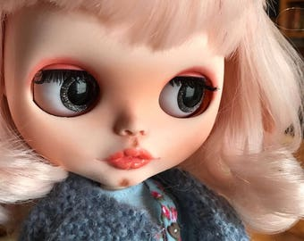 Custom Blythe Dolls For Sale by Doll type Blythe custom recessed. Customized OOAK DOLL