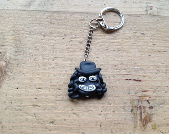 Papa Lazarou keyring Handmade League Of Gentlemen birthday gift ideas