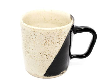 Cup 29, Contemporary abstract style, Handmade pottery