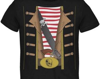 Pirate Costume Toddler T-Shirt