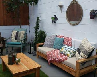 Outdoor Lounge Sofa