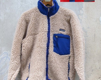 Patagonia Fleece Jacket U.S.A.