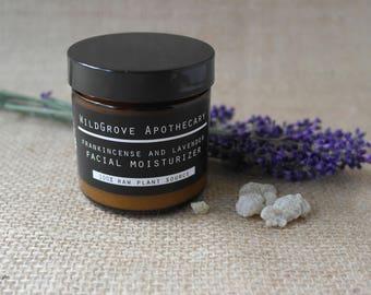 Lavender and Frankincense Facial Moisturizer