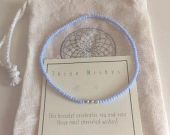 Three Wishes Bracelet