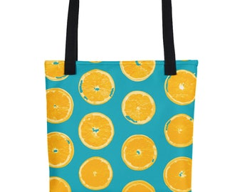 Summer Lemons, Tote bag