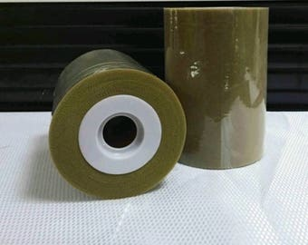 Roll of tulle of high quality Bronze 15 cm x 82 m tutu and decoration