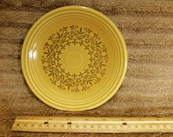 "Six Casualstone ""Coverntry"" Bread and Butter Plates 70's Homer Laughlin"