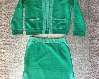Vintage Korean Suit