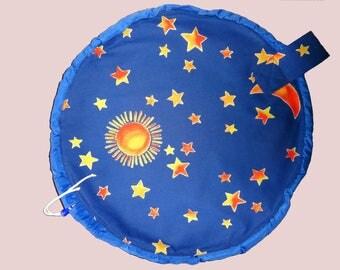 Storage bag, Play mat, Toy bag, Travel mat, Small toy storage, Toy Storage Bag