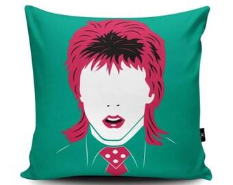 David Bowie Cusion Ziggy Stardust