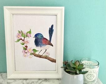 cherry blossom - print