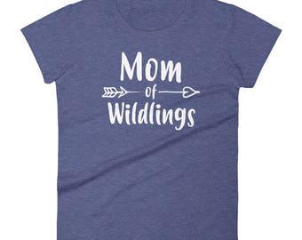 Mom Gift, Mom of Wildlings t-shirt, Mother of Wildlings, Gift for mom