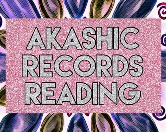 Akashic Records Reading via Email