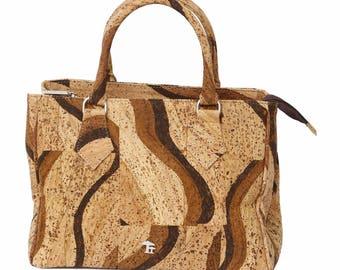 Cork bag, Tote, shopper