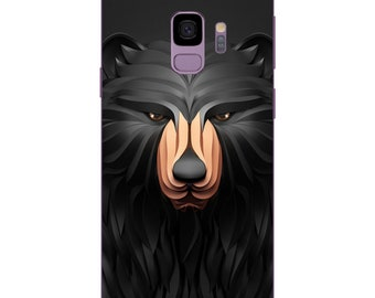 Samsung Galaxy S9 / S9 Plus case cover Wild Bear