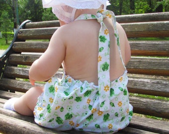 Swimsuit for baby and toddler,beach suit for girl,boy,baby,easy to make Swimsuit,children's sewing pattern to fit 3 months to 3 years.