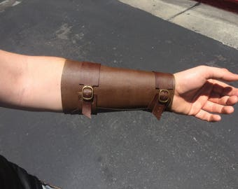 Assassin's Creed Leather Bracer