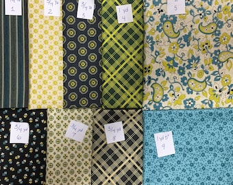 "Loraine's Listing - 7 Yards 32"" of The Chicopee Collection by Denyse Schmidt for Free Spirit"