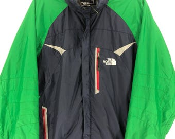 Vintage THE NORTH FACE Gore-Tex Summit Series Jacket Mens Large North Face Colourful Jacket Hoodie North Face Jacket Bomber Size L #A889