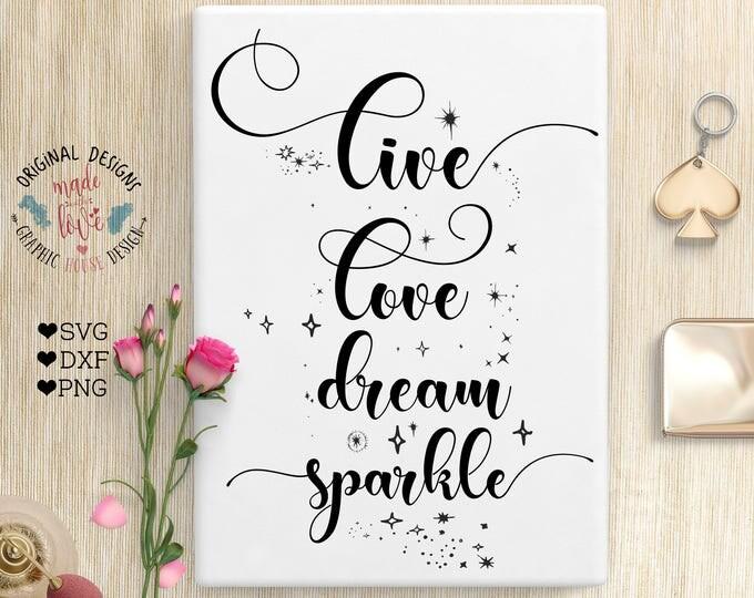 baby svg, girl svg, sparkle svg, sparkle cutting file, family svg, baby cutting file, baby design, silhouette, cricut, commercial use