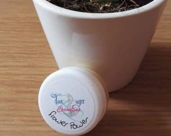 Flower Power : vegan lip balm