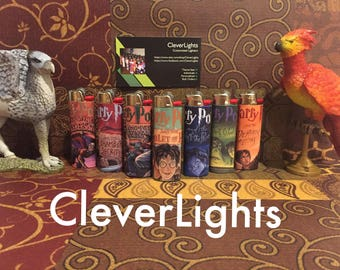 Harry Potter Lighters Set