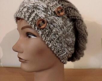 """M"" Magic""hat, warm and cozy"