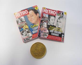 "Magazine ""RETRO"" miniature - No. 3 January-March 2015"