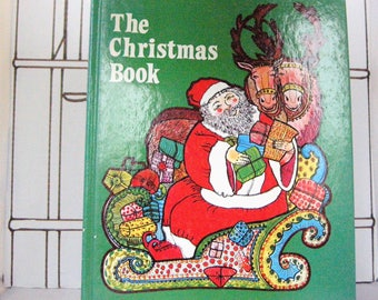 The Christmas Book by Susan Baker (Vintage, Children)