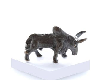 Miniature Brass OX