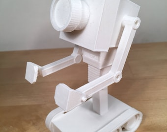 Life sized Butter Robot