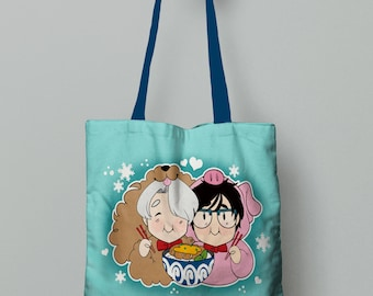Love On Ice Tote Bag