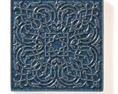 tiles walls, decors/LARGO/15cm/blue-gray
