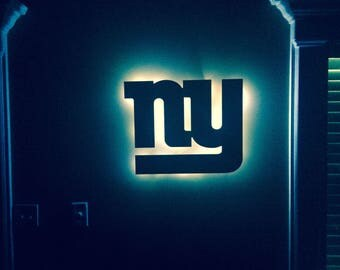 New York Giants LED Sign