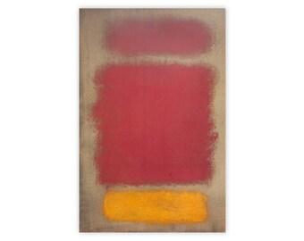 Mark Rothko Untitled, 1968