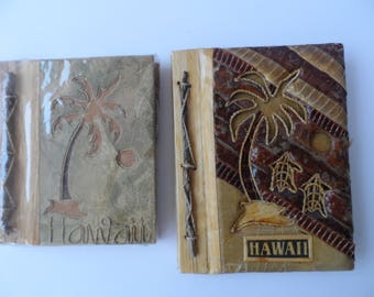 REDUCED Photo Albums Made from all Natural materials  1598