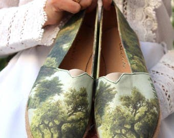 ESPADRILLES THE FOREST