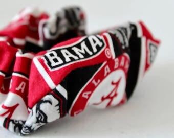 University of Alabama Scrunchie