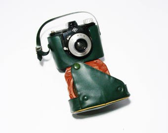 Vintage 1950's Agfa Clack Analogue Camera 120 Film  Photography Photo
