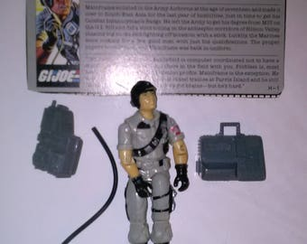 Vintage GI Joe Action Figure Main Frame ***1980's-Early 1990's****** Check Out My other Listings