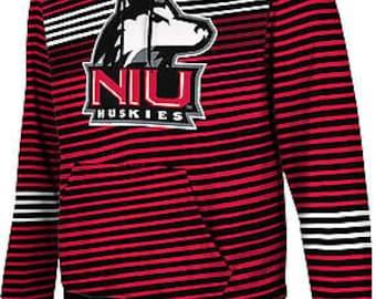 ProSphere Boys' Northern Illinois University Vector Pullover Hoodie (NIU)