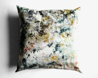 Large Hand Dyed Cushion