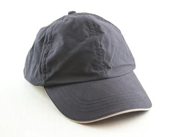 Plain Lightweight Weatherproof Baseball Cap // Adjustable Hat