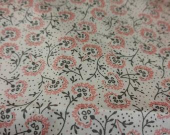 Satin Charmeuse Floral Print