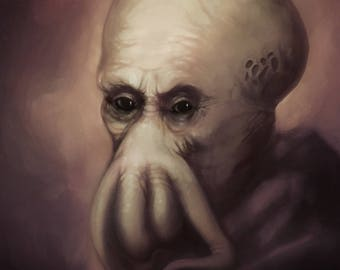 Rembrandt Cthulhu