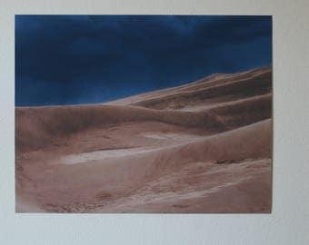 Colorado Sand Dunes Print - Colorado Sand Dunes - Sand Dunes