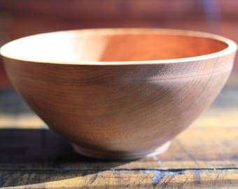 Cherry serving bowl.